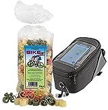 Smartphonetasche fürs Fahrrad mit Pasta Bike