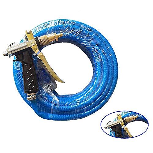 Yinmiaomiao Hochdruck-Auto Waschen Wasser Gewehr Auto Zu Hause Bewässern Hochdruckwasser Pistole Set,8Meters