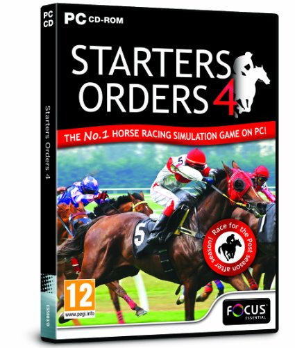 Starters Orders 4 (PC DVD) Ascot-cup