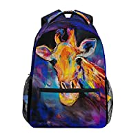 Hunihuni Killer Whale Durable Backpack College School Book Shoulder Bag Daypack for Boys Girls Man Woman ...