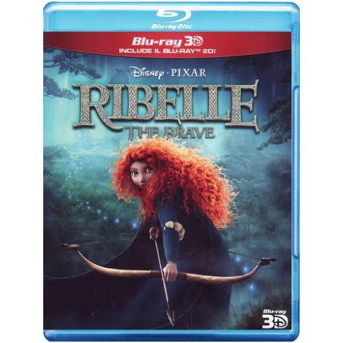 Ribelle - The brave(3D+2D) [Italia] [Blu-ray] 2