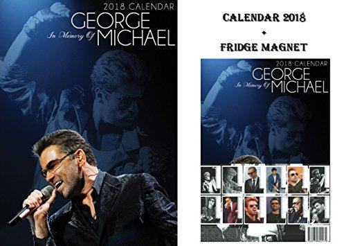 george-michael-calendar-2018-george-michael-fridge-magnet