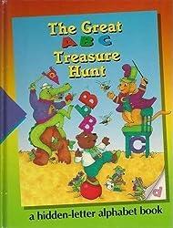 The Great ABC Treasure Hunt: A Hidden Picture Alphabet Book