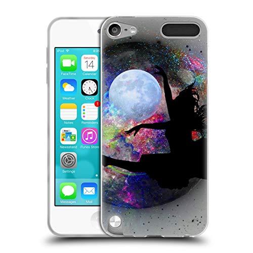 Ufficiale haroulita danza sotto la luna designs assortiti 3 cover in morbido gel compatibile con apple ipod touch 5g 5th gen