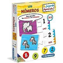 Clementoni - Los números, juego educativo (65595.3)