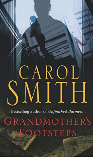 book cover of Grandmother\'s Footsteps