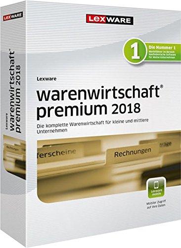 Lexware warenwirtschaft premium 2018 Minibox (Jahreslizenz), Effizientes Warenwirtschaftssystem für eine organisierte Datenverwaltung für Kleinunternehmer, Kompatibel mit Windows 7 oder aktueller