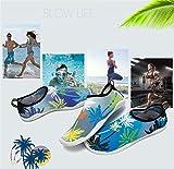 BETY Homme Femme Chaussures D'Eau de Confortable Sport Eté Aquatique Séchage Rapide Plage Surf Yoga Chaussons de Nager Aqua Léger Water Shoes