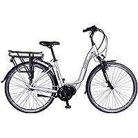 RYMEBIKES - Vélo électrique 700C à moteur central