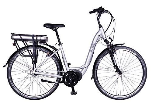 RYMEBIKES Bicicleta ELECTRICA 700C - Center