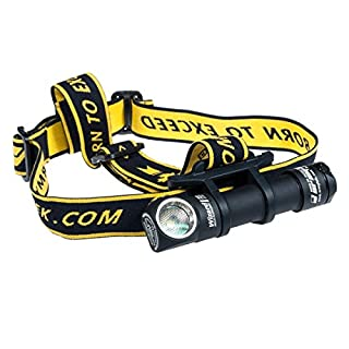 Armytek Wizard Pro USB XHP50 LED Head Torch with Li-Ion Battery and USB Charging Function