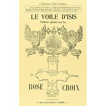 Voile d'Isis (Le), août-septembre 1927 :'''' Spécial ROSE-CROIX