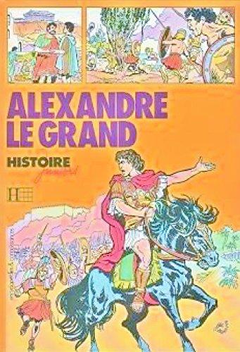 Alexandre Le Grand par Philippe Brochard