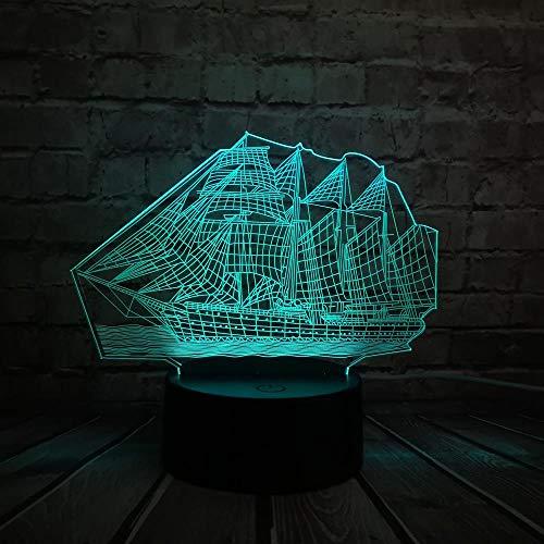 3d | Nachtlichter | Hallordon Lichter | Kinder | kreativ | geschenk | standbild | Atmosphäre leuchtet | Verfärbung | Kaufen Sie jetzt die kostenlose Fernbedienung | ASHCU364