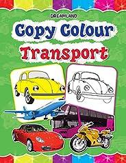 Copy Colour - Transport (Copy Colour Books)
