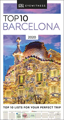 Top 10 Barcelona (DK Eyewitness Travel Guide) (English Edition)