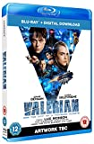 Valerian and the City of A Thousand Planets [Blu-ray + UV] [2017]