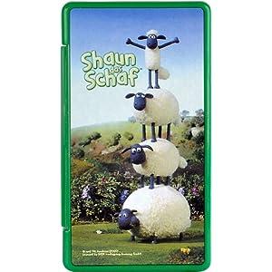 Speedlink Box für Speicherkarten und Spiele für Nintendo Handheld (für N3DS XL/N3DS/NDSi XL/NDSi, Shaun das Schaf)