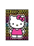 Hello Kitty - Disfraz de Hello Kitty para niña (Designware)