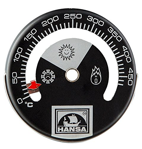 Hansa Termometro di Combustione