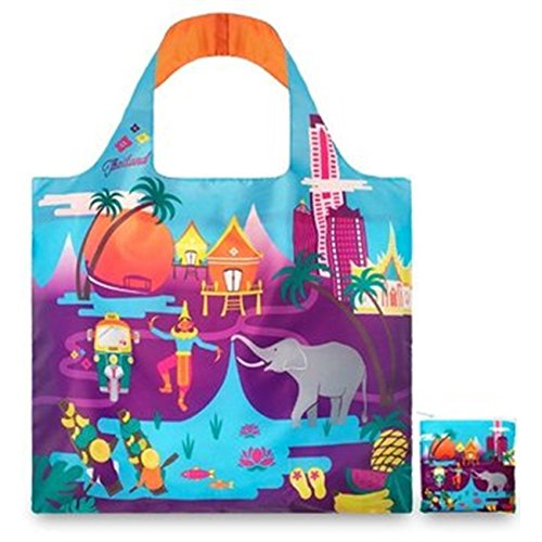 LOQI UR.TH URBAN Thailand Bag