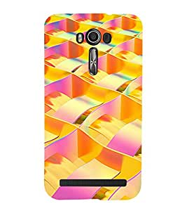 printtech Abstract Design Back Case Cover for Asus Zenfone 2 Laser ZE550KL / Asus Zenfone 2 Laser ZE550KL (5.5 Inches)