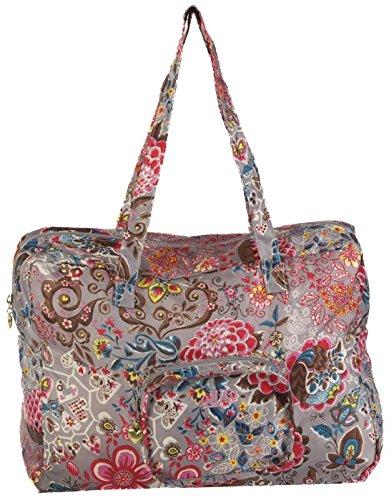 oilily-painted-flowers-folding-shopper-stone-ocb0117-9000-sac-main-femme-gris-taille-unique