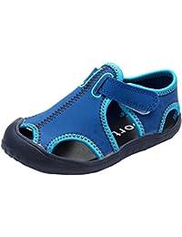 Y-BOA Sandale Sabot Mule Plage Enfant Fille Garçon Chaussure Plate Premier Pas Marche Chausson