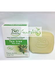 Bioformule - 0018341 - Pain Dermatologique - Tea Tree - 100 g