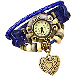 Women's Bracelet Tree leaf Decoration Quartz Wrist Watch
