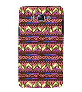 printtech Ethnic Tribal Pattern Back Case Cover for Samsung Galaxy Grand Max G720