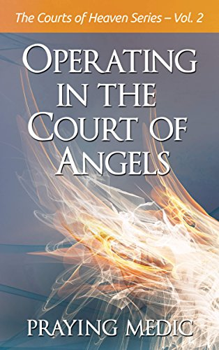 Operating in the Court of Angels (The Courts of Heaven Book 2) (English Edition) por Praying Medic