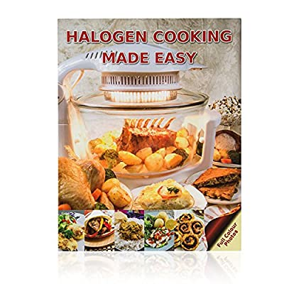 Ideal Halogen Cooking Made Easy Recipe Book 2 by Paul Brodel : everything 5 pounds (or less!)