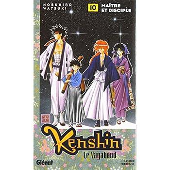 Kenshin le Vagabond tome 10 : Maître et disciple