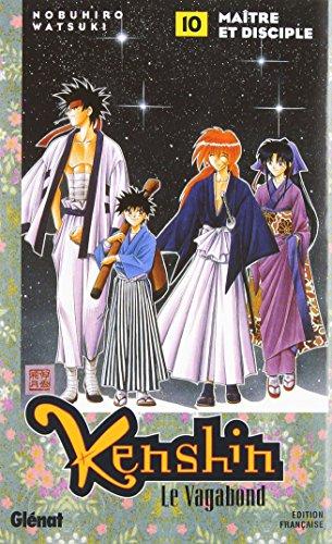 Kenshin - le vagabond Vol.10 par WATSUKI Nobuhiro