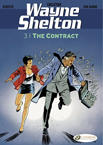 [(The Contract : Wayne Shelton)] [By (author) Jean van Hamme ] published on (February, 2016)