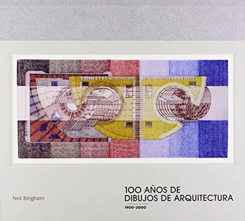 100 años de dibujos de arquitectura: 1900-2000