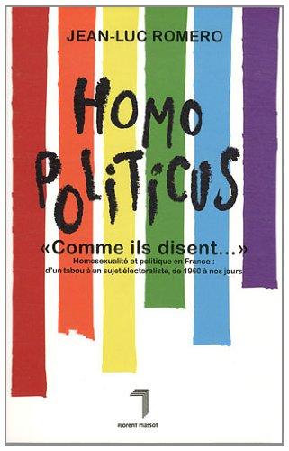 Homopoliticus par Jean-Luc Romero