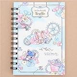 Kamio Süßes Notizbuch mit Blumen aus Japan, A Clockwork Truffle