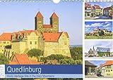 Quedlinburg - World Heritage Site in the Harz Mountains (Wall Calendar 2017 DIN A4 Landscape) (Calvendo Places)
