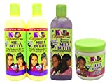 Best Organic Products - Africa's Best Kids Organic SET OF 4 |2xDetangling Review