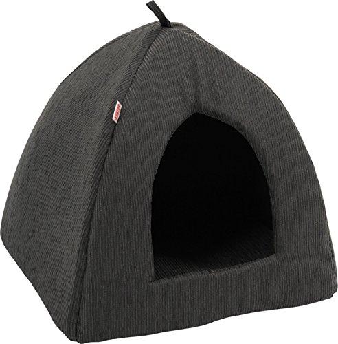 igloo-castle-gris-pour-chat-ou-petit-chien-43-x-43-x-40-cm-zolux