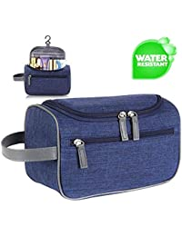 02a670cd21ee Density Collection Hanging Travel Toiletry Bag Organizer   Bathroom Storage Dopp  Kit With Hook For Travel
