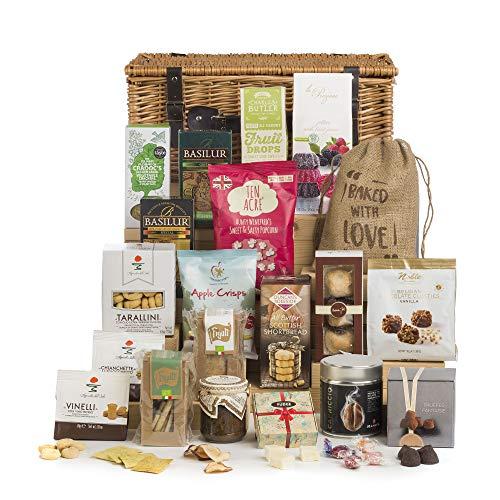 Time for Tea - Hamper Basket Gift - Free UK Delivery