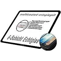 DolDer LCD Protezione dello schermo Vetro per Canon EOS 80D/70D