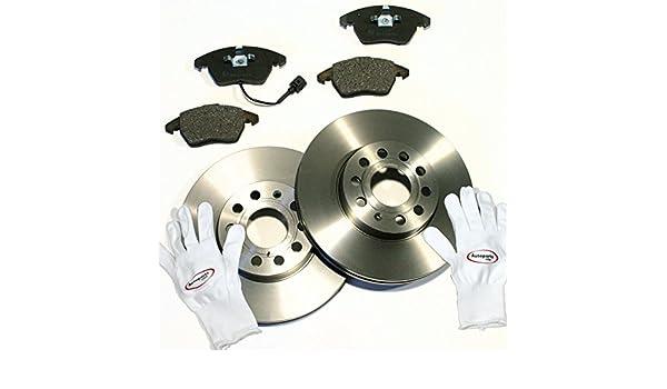Bremsbel/äge Warnkabel Vorne Autoparts-Online Set 60007113 Bremsscheiben//Bremsen