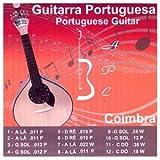 Guitare Portugaise Coimbra Set - Jeu De Cordes