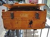 Caja de Madera cajón-estantería baúl Shabby Chic Vintage Mesa Auxiliar Mesa Muebles Mesa