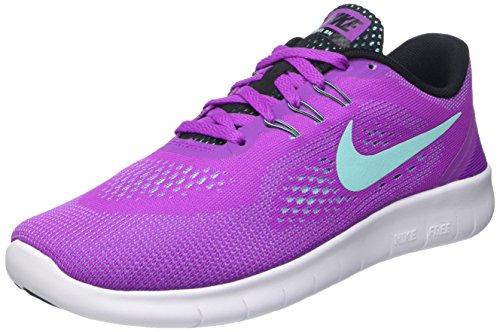 Nike Free Rn (Gs), Gymnastique fille