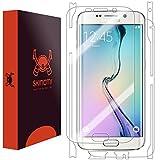 Skinomi TechSkin - Protection d'écran pour Samsung Galaxy S6 Edge - Films avant et...